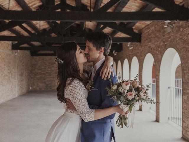 La boda de Silvia y Marc