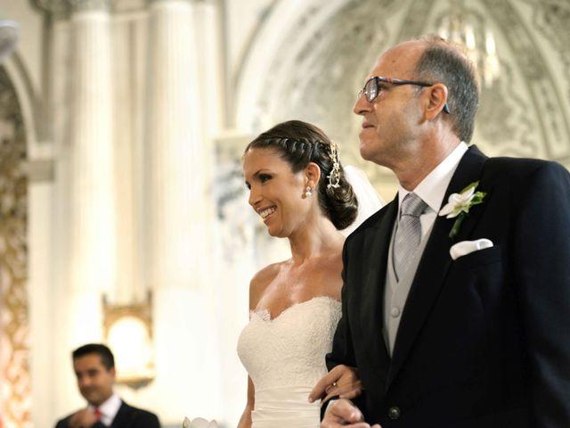 La boda de Óscar y Ana en Churriana, Málaga 7