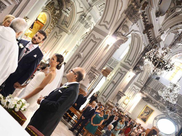 La boda de Óscar y Ana en Churriana, Málaga 9