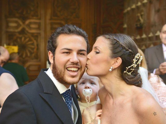 La boda de Óscar y Ana en Churriana, Málaga 13