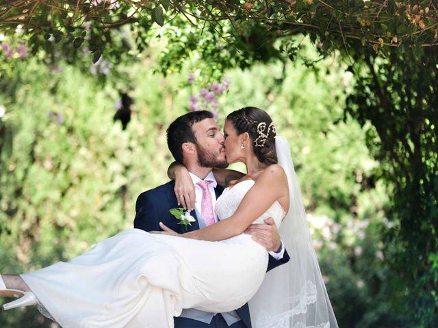 La boda de Óscar y Ana en Churriana, Málaga 15