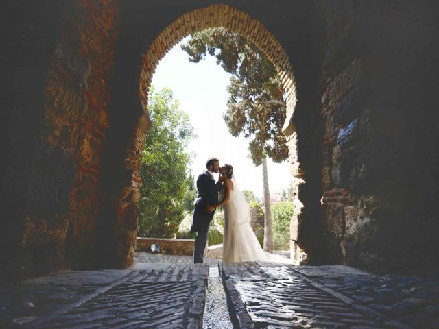 La boda de Óscar y Ana en Churriana, Málaga 16