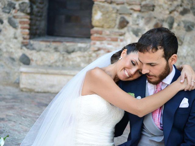 La boda de Óscar y Ana en Churriana, Málaga 17