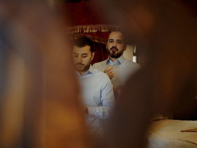 La boda de Jesús y José en Fuentes De Andalucia, Sevilla 10