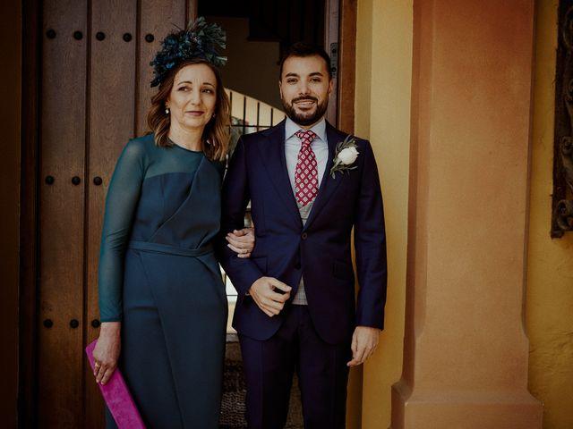La boda de Jesús y José en Fuentes De Andalucia, Sevilla 29