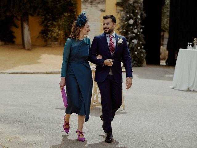 La boda de Jesús y José en Fuentes De Andalucia, Sevilla 30