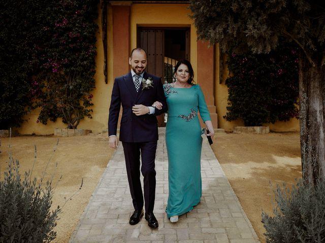 La boda de Jesús y José en Fuentes De Andalucia, Sevilla 34