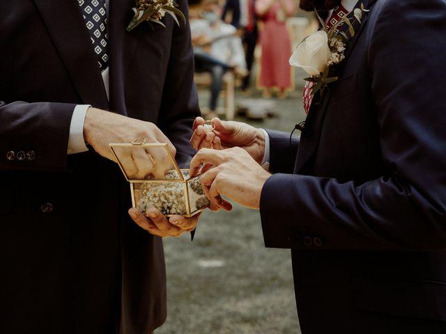 La boda de Jesús y José en Fuentes De Andalucia, Sevilla 55