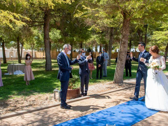 La boda de Esther y Juan en Villarrobledo, Albacete 5
