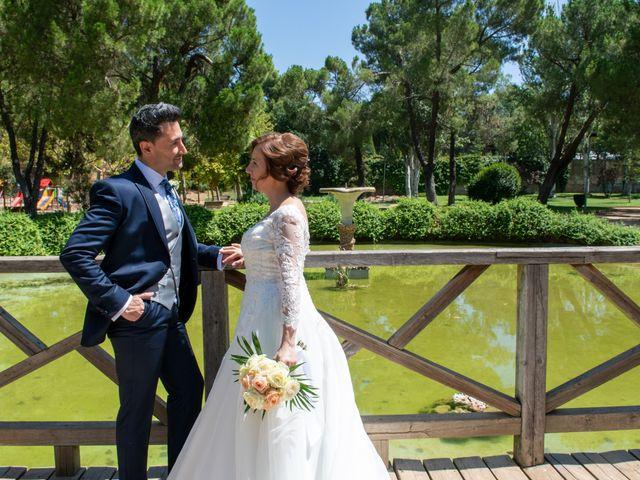 La boda de Esther y Juan en Villarrobledo, Albacete 7