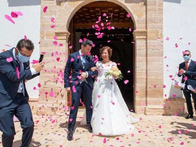 La boda de Esther y Juan en Villarrobledo, Albacete 8