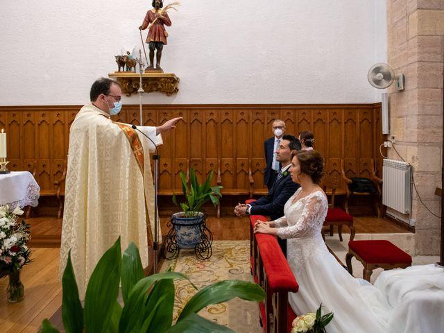 La boda de Esther y Juan en Villarrobledo, Albacete 11