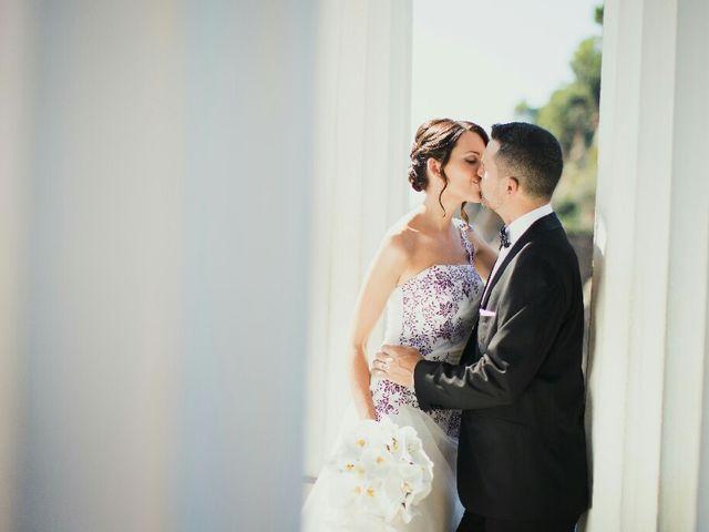 La boda de Ruben y Elisabet en Blanes, Girona 2
