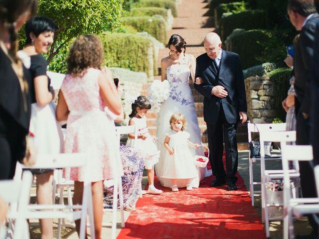 La boda de Ruben y Elisabet en Blanes, Girona 3