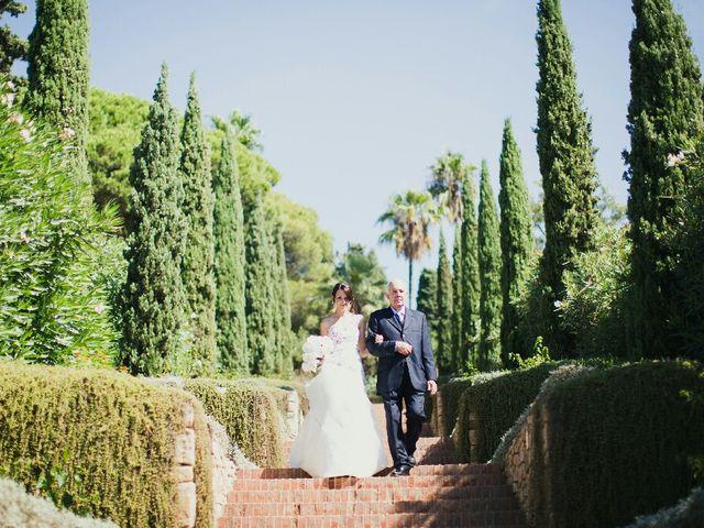 La boda de Ruben y Elisabet en Blanes, Girona 5