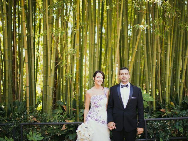 La boda de Elisabet y Ruben