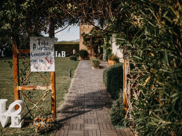 La boda de Borja y Imene en Gandia, Valencia 2