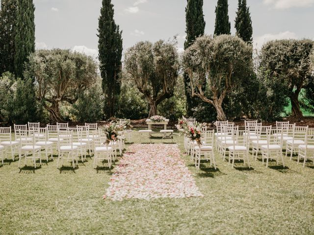 La boda de Borja y Imene en Gandia, Valencia 13