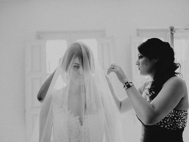 La boda de Borja y Imene en Gandia, Valencia 18