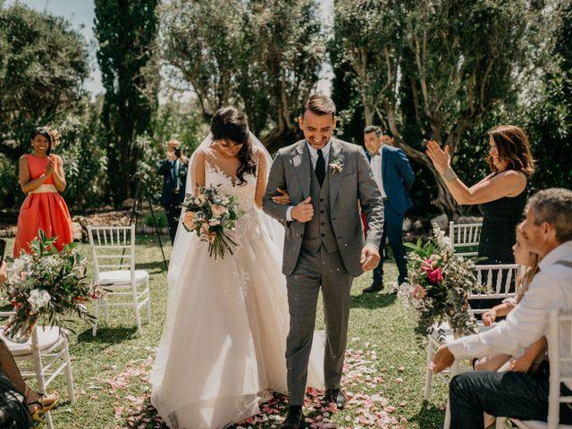 La boda de Borja y Imene en Gandia, Valencia 20