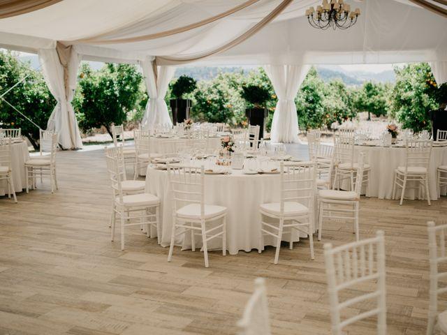 La boda de Borja y Imene en Gandia, Valencia 26