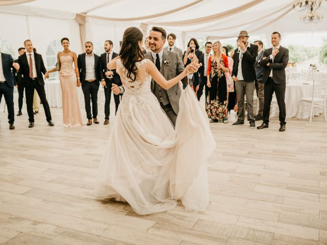 La boda de Borja y Imene en Gandia, Valencia 30