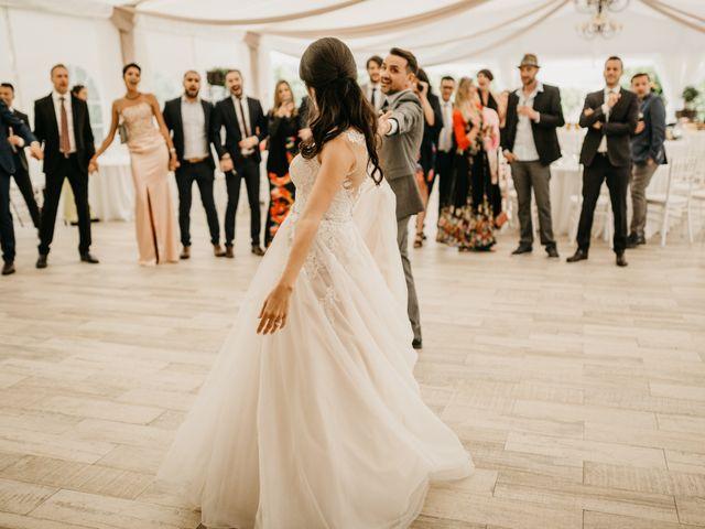 La boda de Borja y Imene en Gandia, Valencia 31
