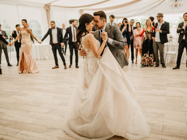 La boda de Borja y Imene en Gandia, Valencia 32