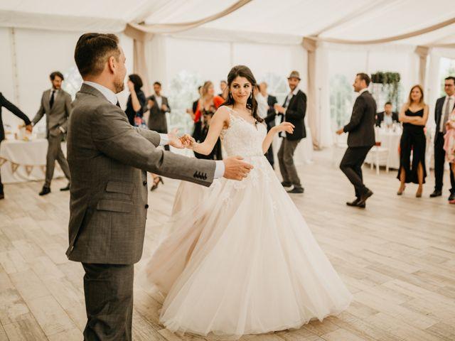 La boda de Borja y Imene en Gandia, Valencia 33