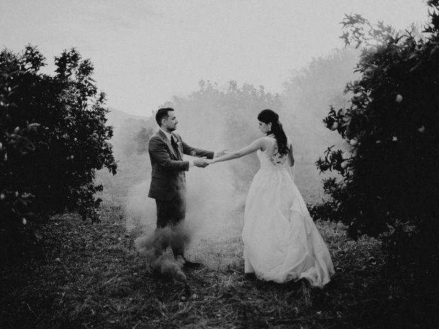 La boda de Borja y Imene en Gandia, Valencia 36