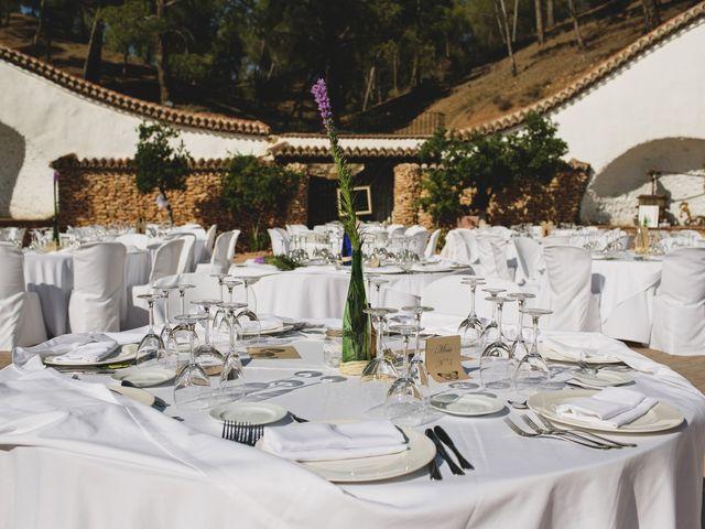 La boda de Dario y Esther en Guadix, Granada 5