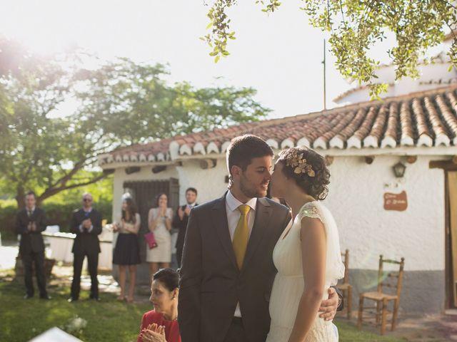 La boda de Dario y Esther en Guadix, Granada 11