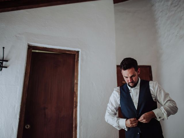 La boda de Carlos y Agri en Pulgarin Alto Y Bajo, Málaga 7