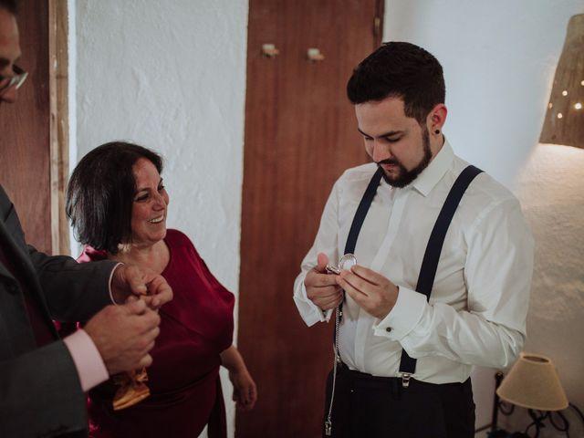 La boda de Carlos y Agri en Pulgarin Alto Y Bajo, Málaga 8