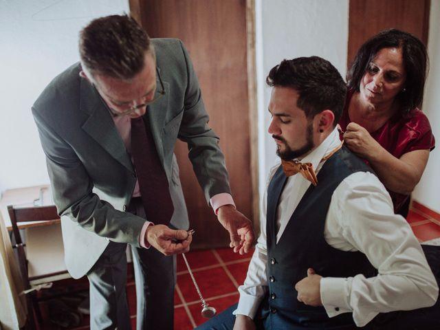 La boda de Carlos y Agri en Pulgarin Alto Y Bajo, Málaga 9