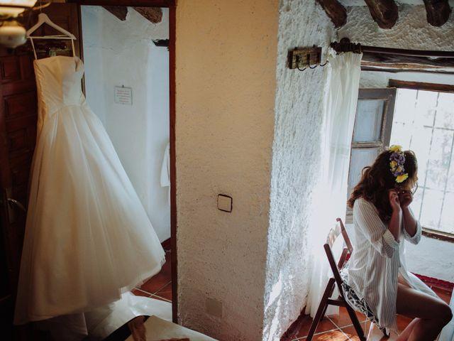 La boda de Carlos y Agri en Pulgarin Alto Y Bajo, Málaga 15