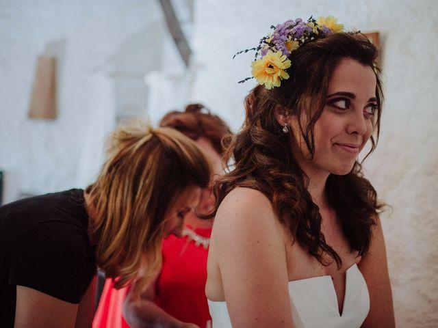 La boda de Carlos y Agri en Pulgarin Alto Y Bajo, Málaga 17