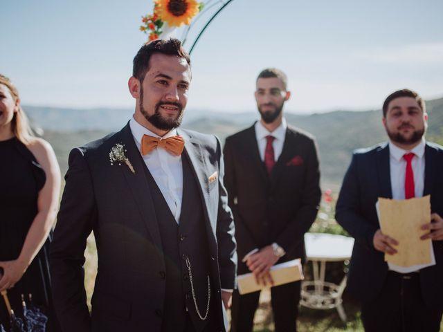 La boda de Carlos y Agri en Pulgarin Alto Y Bajo, Málaga 21