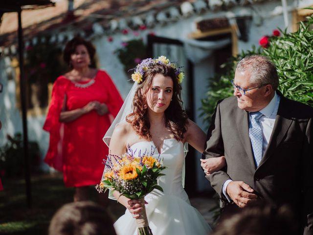 La boda de Carlos y Agri en Pulgarin Alto Y Bajo, Málaga 22