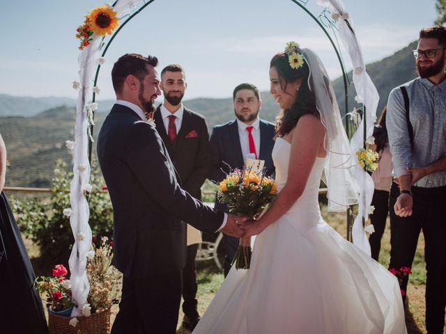 La boda de Carlos y Agri en Pulgarin Alto Y Bajo, Málaga 23