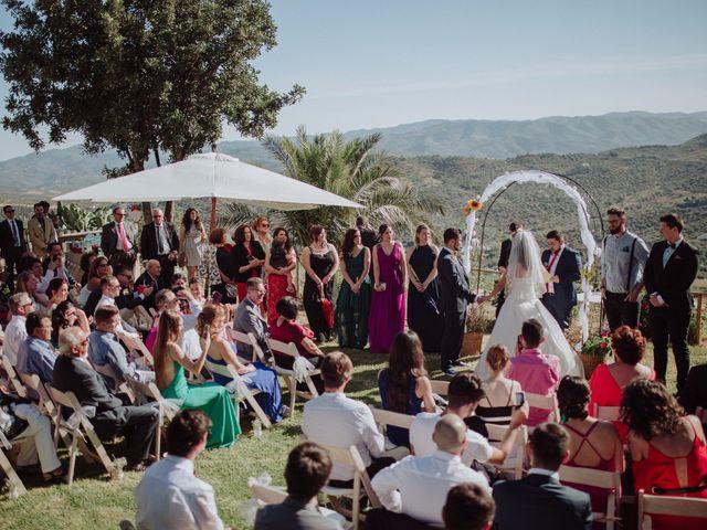 La boda de Carlos y Agri en Pulgarin Alto Y Bajo, Málaga 24