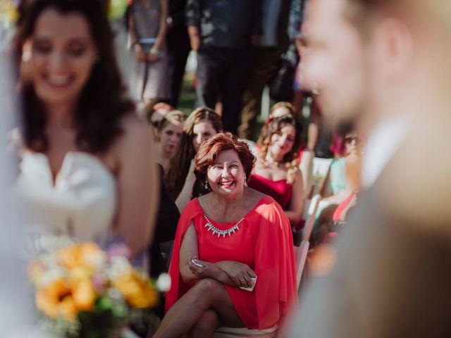 La boda de Carlos y Agri en Pulgarin Alto Y Bajo, Málaga 28