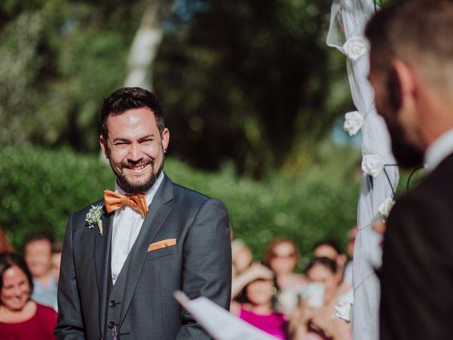 La boda de Carlos y Agri en Pulgarin Alto Y Bajo, Málaga 29