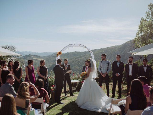 La boda de Carlos y Agri en Pulgarin Alto Y Bajo, Málaga 31