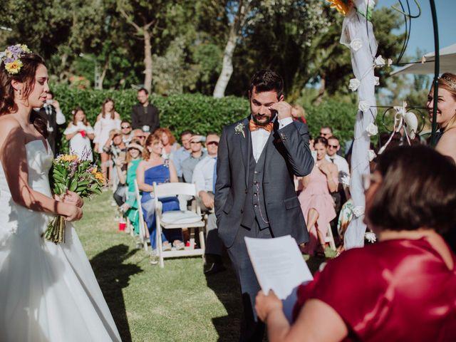 La boda de Carlos y Agri en Pulgarin Alto Y Bajo, Málaga 32