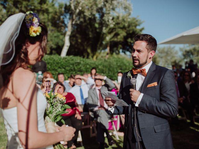 La boda de Carlos y Agri en Pulgarin Alto Y Bajo, Málaga 34
