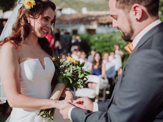La boda de Carlos y Agri en Pulgarin Alto Y Bajo, Málaga 35
