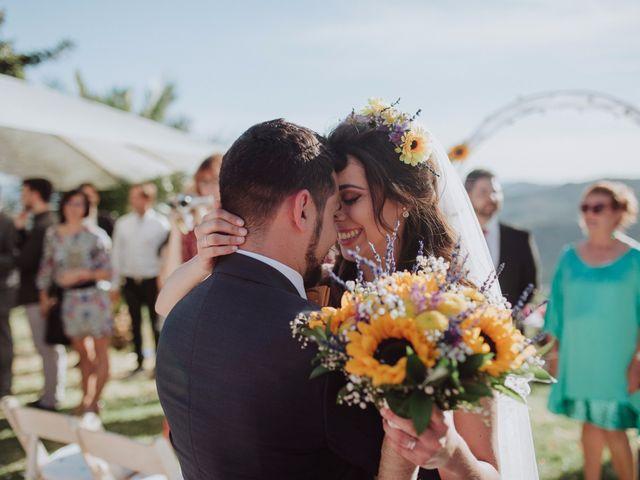 La boda de Carlos y Agri en Pulgarin Alto Y Bajo, Málaga 41