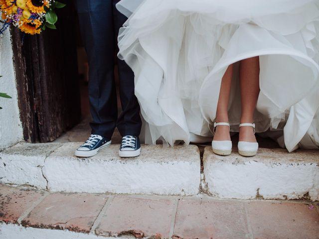 La boda de Carlos y Agri en Pulgarin Alto Y Bajo, Málaga 45
