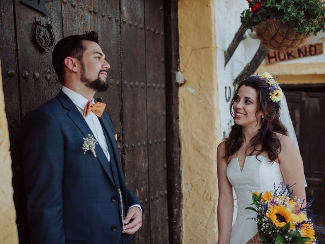 La boda de Carlos y Agri en Pulgarin Alto Y Bajo, Málaga 47